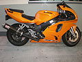 Orange Kawasaki ZX-7R side.JPG