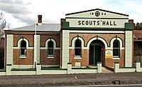 Orange NSW Scout Hall