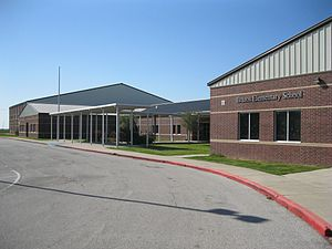 Brazos Independent School District - Brazos Elementary School in Orchard