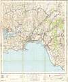 Ordnance Survey One-Inch Sheet 153 Swansea, Published 1956.jpg