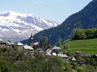Ornon Commune in Auvergne-Rhône-Alpes, France