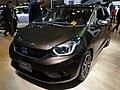Osaka Motor Show 2019 (191) - Honda FIT e:HEV LUXE 2WD (6AA-GR3).jpg