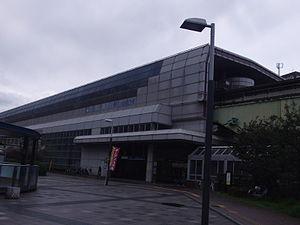 Osaka monorale Dainichi station.JPG