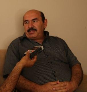 Osman Öcalan Kurdish military commander
