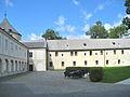 Ottenschlag Castle, Inner Courtyard.JPG