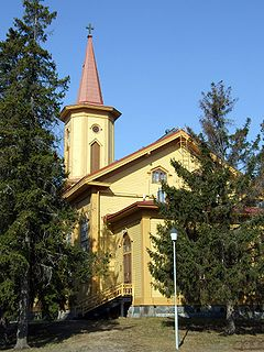 Oulunsalo Church 2006 05 06.JPG