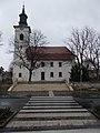 Our Lady church. South. - Nagytétényi út, Budapest.JPG
