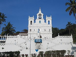 Panaji - Our Lady of the Immaculate Conception Church