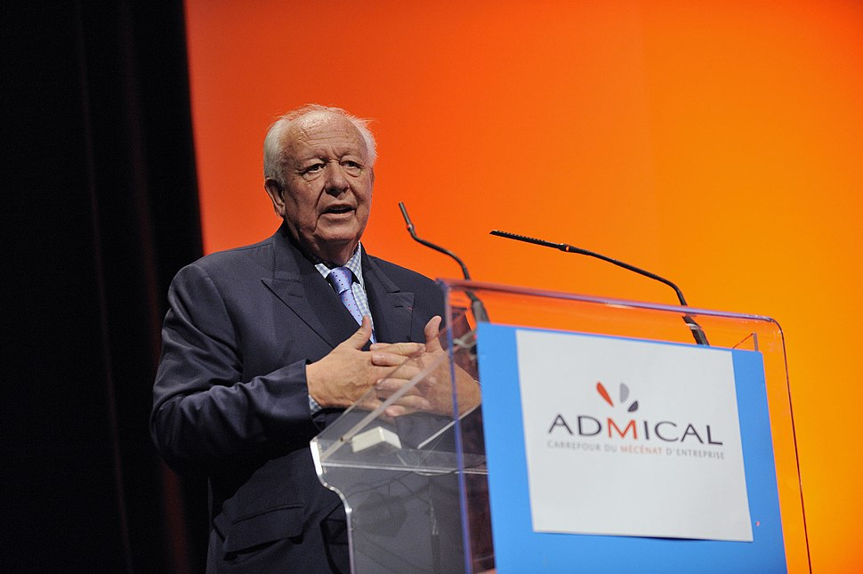 Ouverture des Assises internationales du m%C3%A9c%C3%A9nat d%27entreprise par Jean-Claude Gaudin, s%C3%A9nateur-maire de la ville de Marseille (5733216714)