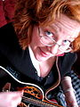 Ovation mandolin - the eye ... (Anathea Utley).jpg