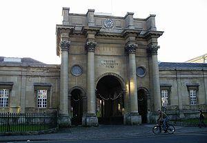La sede della OUP in Walton Street (Oxford).