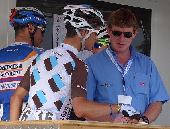 Péronnes-lez-Antoing (Antoing) - Tour de Wallonie, étape 2, 27 juillet 2014, départ (C108).JPG
