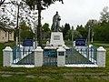 P1050021 Братская могила Советских воинов, Юрковка, Черкасская область.jpg