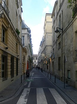 Image illustrative de l'article Rue Christine