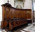 P1110374 Paris VII église Saint-Thomas-d'Aquin banc d'oeuvre rwk.JPG