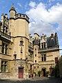 P1130193 Paris V rue du Sommerard n°24 hôtel de Cluny rwk.JPG