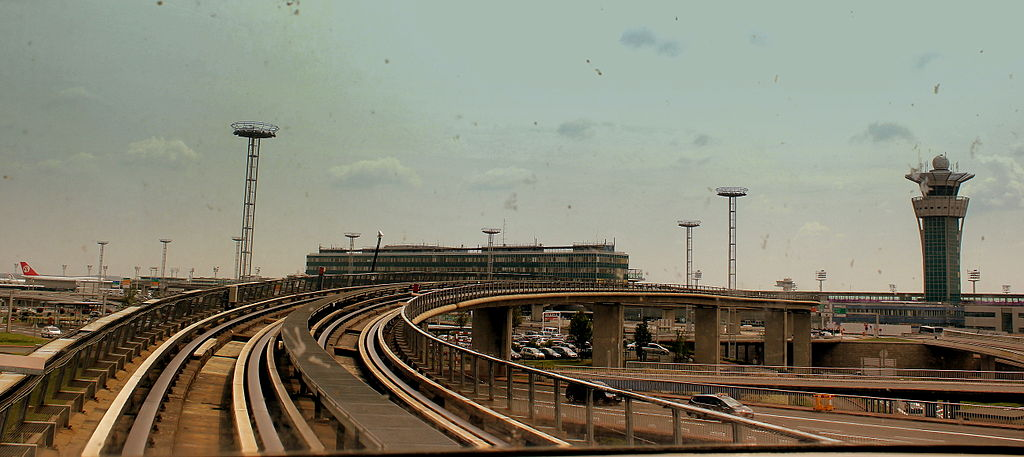 File PARIS ORLY SUD TERMINAL FRANCE TAKEN FROM THE ORLY VAL LIGHT RAIL SYSTEM