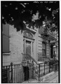 PERSPECTIVE VIEW OF MAIN ELEVATION - Hamilton Fish House, 21 Stuyvesant Street, New York, New York County, NY HABS NY,31-NEYO,155-1.tif