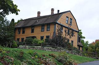 Poquetanuck, Connecticut United States historic place