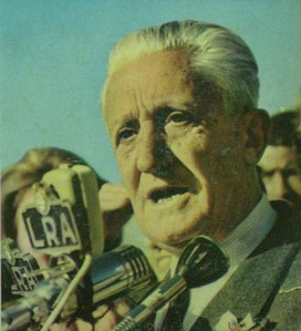 1963 Argentine general election - Image: PP Illia