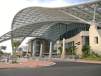 Puerto Rico Convention Center - Image: PRCC 2