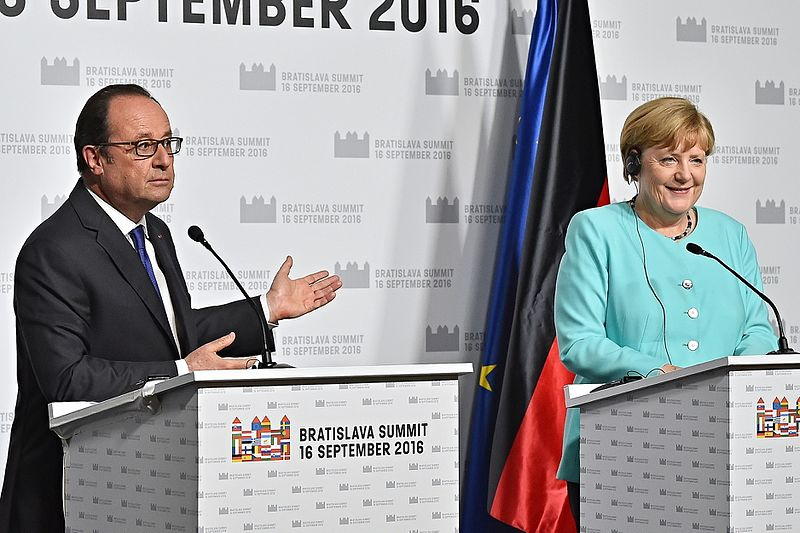 File:PRESS CONFERENCE MERKEL-HOLLANDE - BRATISLAVA SUMMIT 16. SEPTEMBER 2016 (29100314643).jpg