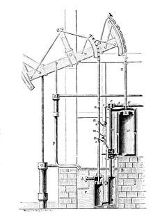 la première machine à vapeur