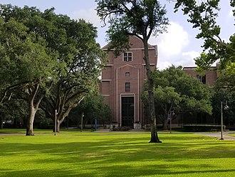 Prairie View A&M University - John B. Coleman Library