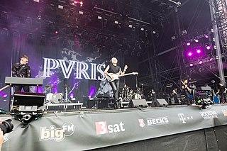 Pvris American alternative rock band