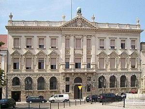 Pałac pod Globusem w Szczecinie