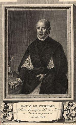 Céspedes, Pablo de (1538-1608)