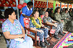 Pacific Partnership 2015 leaders attend a cermemony at the Viani Primary School in Fiji 150617-N-BK290-443.jpg