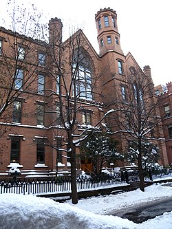 Image result for packer collegiate school wikipedia image