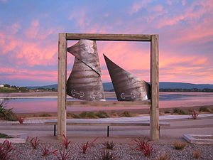 Riverton, New Zealand - Pahi by Kere Menzies