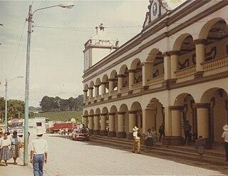 San Pedro Carchá Municipality in Alta Verapaz, Guatemala