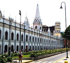 Palacio de las Academias - Palacio de las Academias