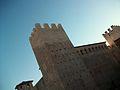 Palau-castell dels Pròxita de Llutxent.JPG