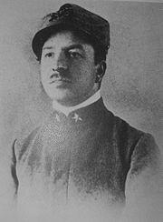 Aldo Giurlani, soldato semplice, arruolato nel III Reggimento telegrafisti, Firenze, 1916