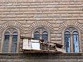 Palazzo strozzi, installazione artistica.JPG