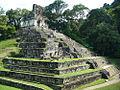 Palenque, pirámide de la cruz foliada.jpg