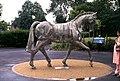 Palfrey horse sculpture by John McKenna.jpg