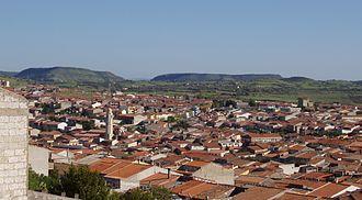 Ittiri - Image: Panorama Ittiri