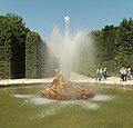 Parc de Versailles, Bassin de Saturne, François Girardon, (1672–77) 02.jpg