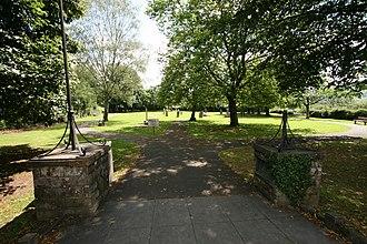 Ystradgynlais - Parc yr Orsedd, Ystradgynlais
