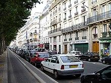 L'odierno boulevard Richard-Lenoir