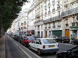 Boulevard Richard-Lenoir - Boulevard Richard-Lenoir.