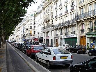 Boulevard Richard-Lenoir - Boulevard Richard-Lenoir