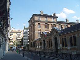 Rue Bobillot Paris  E Restaurant