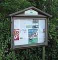 Parish Council Notice Board, Kilcot - geograph.org.uk - 492870.jpg