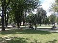 Park Milutin Milanković, Belgrade, Savski Venac (2).jpg